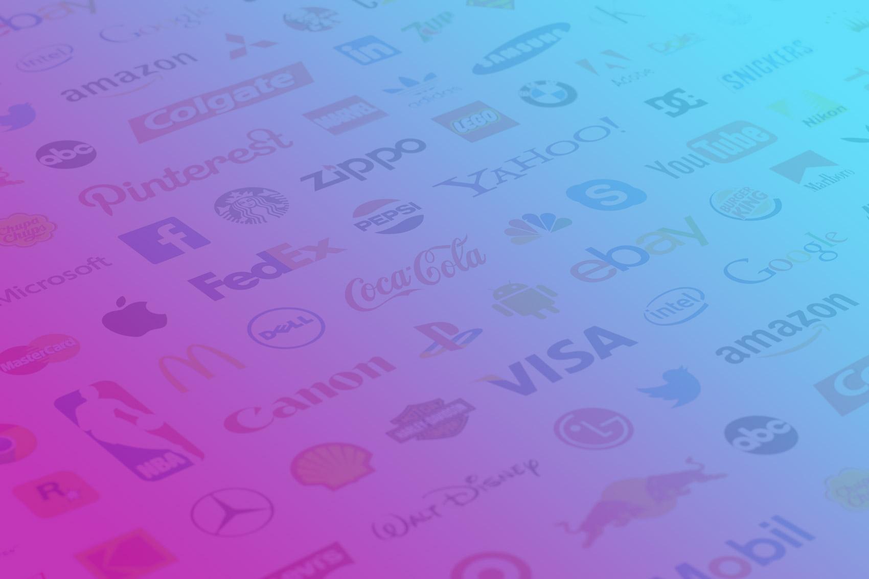 Quais logos definirão a indústria em 2017?