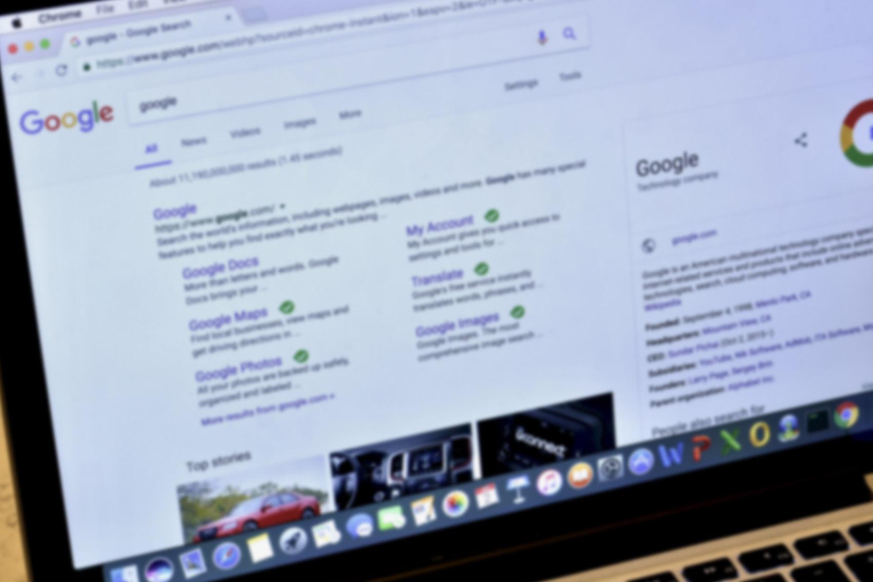 Por que meu site não aparece na primeira página do Google?