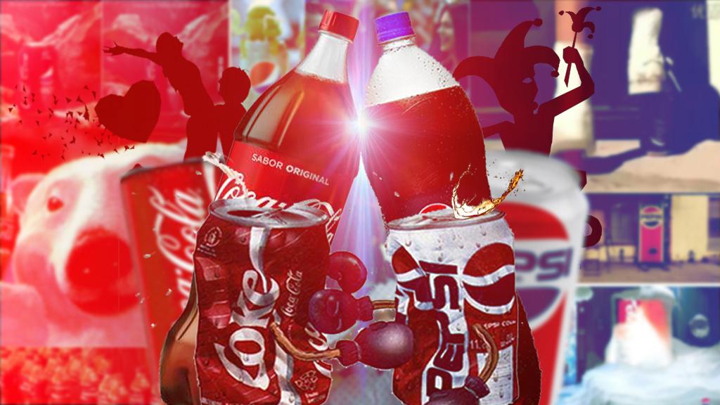 Ousarcast #1 – Batalha dos Arquétipos 1 – Coca-cola X Pepsi